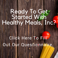 Healthy Meals Inc Get Stared with Meal Delivery Today.