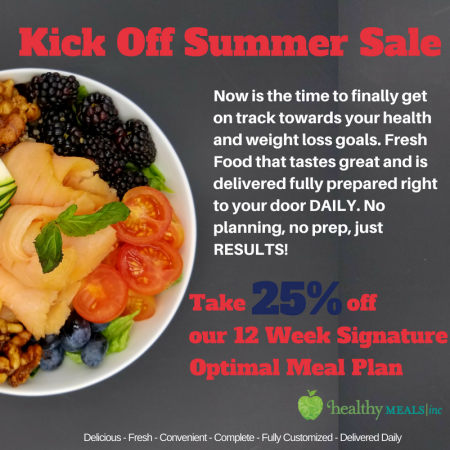 Healthy Meal Delivery in Kansas City