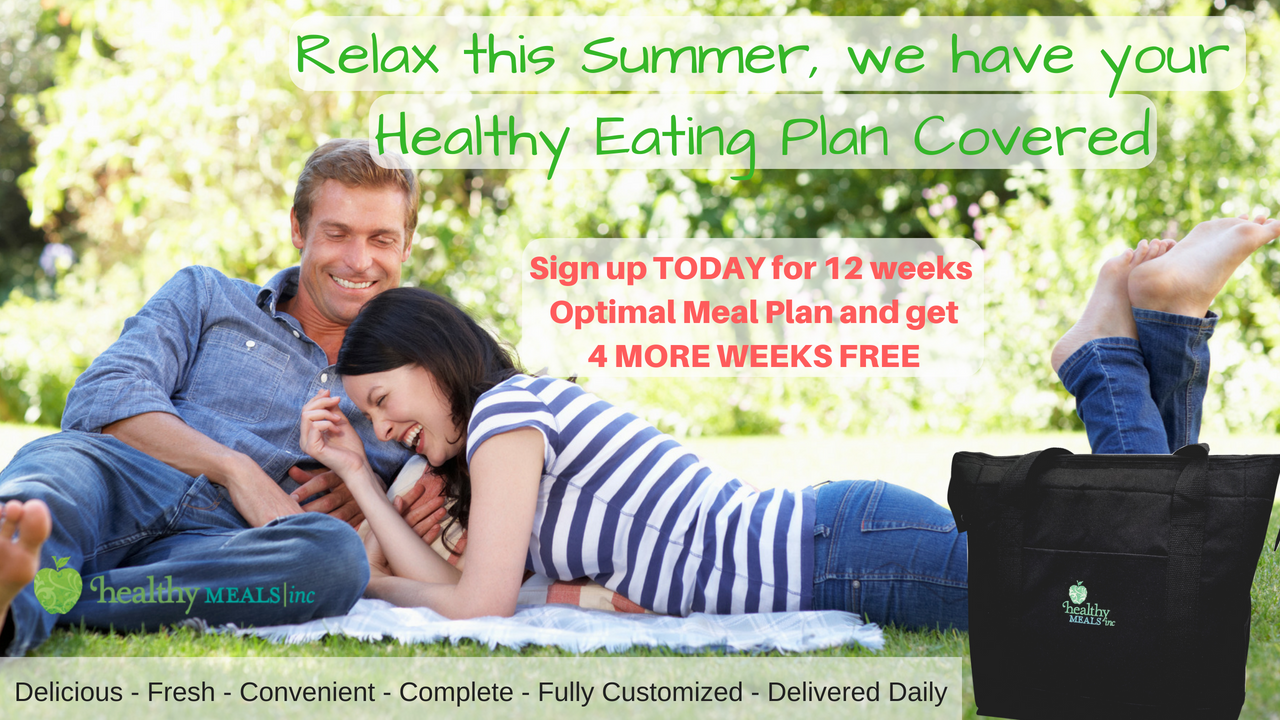Healthy Meals Inc Meal Delivery July Promo